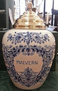 Delft Tobacco Jar made in Holland by Royal Goedewaagen