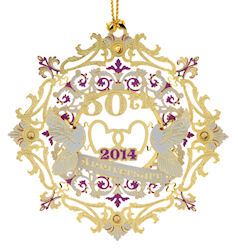2014 50th Anniversary Ornament