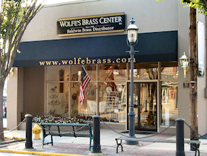 Wolfe's Baldwin Brass Center