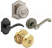 Baldwin Keyed Entry Knobs and Levers