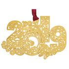 #59439 2019 Numerals Christmas Ornament