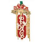 #59441 Christmas Sled Christmas Ornament