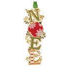 #59448 Noel Christmas Ornament