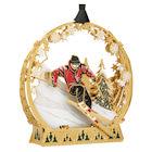 #59450 Downhill Skier Christmas Ornament