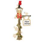 #59454 Holiday Lamp Post Christmas Ornament