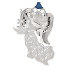 #60077 Glorious Winter Angel Christmas Ornament