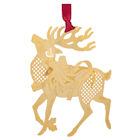 #60079 Reindeer Christmas Ornament