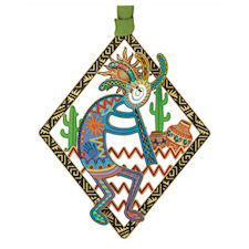 Kokopelli Christmas Ornament