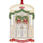 #61337 Our New Home Christmas Ornament