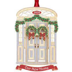 2020 Our New Home Christmas Ornament