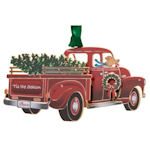 #61341 Tis the Season Pickup Christmas Ornament