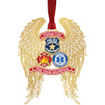 #62781 First Responders Commemorative Ornament