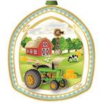 #62420 On the Farm Christmas Ornament