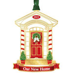 #62672 Our New Home Christmas Ornament