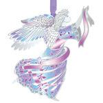 #62957 Brilliant Angel Christmas Ornament