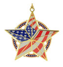 #54438 Star with Flag