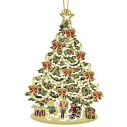 57172 Classic Christmas Tree Ornament