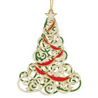 57173 Contemporary Christmas Tree Ornament