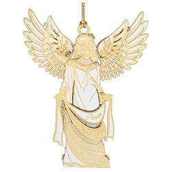 Holiday Angel Christmas Ornament