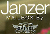 Janzer Mailboxes by Gaines Manufacturing