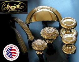 Colonial Bronze Hardware